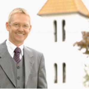 Wilhelm Riesmeier Versitzender des SPD Gemeindeverbandes Stemwede