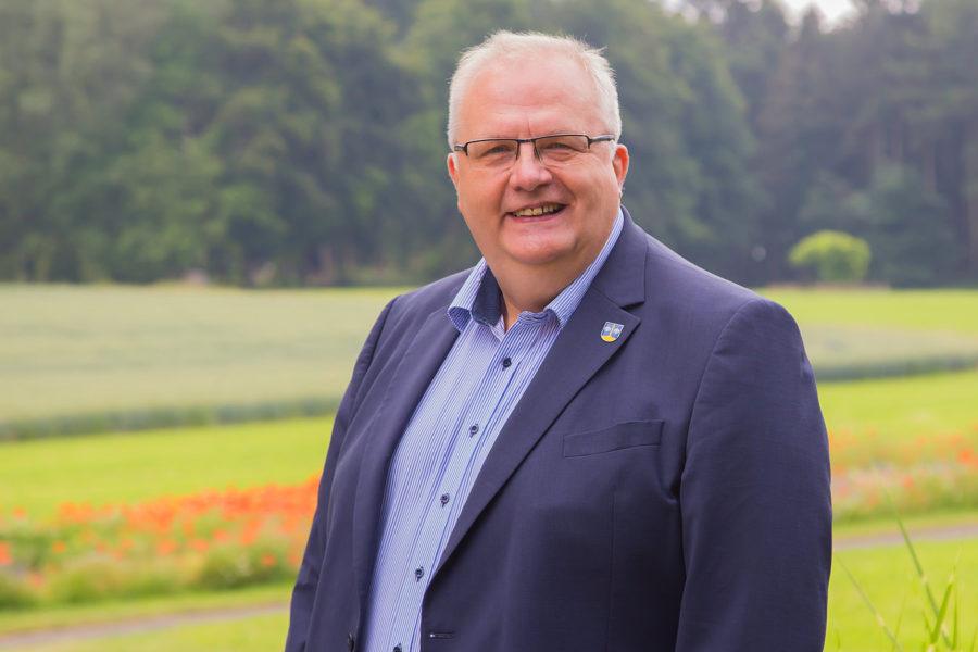 Für Stemwede im Kreistag, Jürgen Gläscher